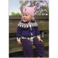 Buy cheap Personality customized Autumn girl kids knitted sweaters, cute kids clothes from wholesalers