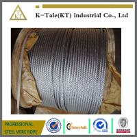 Buy cheap wire rope used in electric hoist from wholesalers