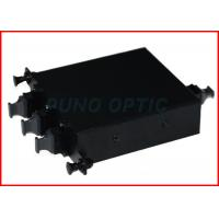 Buy cheap 24 Cores MPO Cassette Patch Panel 40G to 10G Multimode OM3 for Data Center from wholesalers