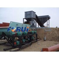 Buy cheap black gold ore beneficiation plant, gold separatopr, gold enrichment machine from black sand from wholesalers