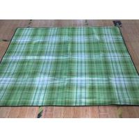 Buy cheap Colorful  Outdoor Water Resistant Picnic Blanket  Multi Functional Folding from wholesalers