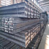 China 30kg Railway steel and light rail used for mining with high quality on sale