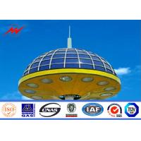 Buy cheap Telecom Guy High Mast Tower 33 Meters Exporting To Myanmar Telecomunication Tower from wholesalers