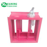 Buy cheap Air Vent Valve Clean Room Ventilation Volume Control Air Damper For Duct Ventilation System from wholesalers