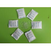 Buy cheap Reusable Silica Gel Moisture Absorber Non - Toxic Environmental Friendly from wholesalers