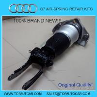 Buy cheap AIR SUSPENSION STRUT FOR AUDI Q7 FRONT LEFT 7L8 616 039D from wholesalers