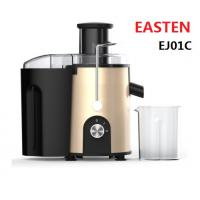 Buy cheap 400W Stainless Steel Cold Press FruitPower Juicer/ Easten 1.6 Liters Patented Double Layer Filter Orange Juicer from wholesalers