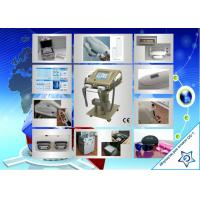 Buy cheap Cooling Crystal Multifunction Beauty Equipment IPL SHR Hair Removal Machine With Trolley from wholesalers