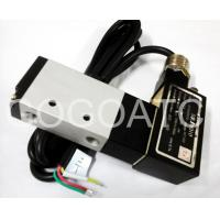 Buy cheap Solenoid Operated Pneumatic Valve , Explosion Proof 4 Way Solenoid Valve G1/4 from wholesalers