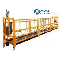 Buy cheap 100 m Height Suspended Scaffold Platform Building Construction Tools And Equipment from wholesalers