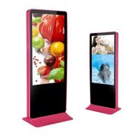 Buy cheap AC 110-240V All In One PC Touch Screen Kiosk 1080P Advertising Digital Signage 43 Inch from wholesalers