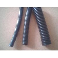 Buy cheap Bellows Corrugated Cable Sleeve , Black Corrugated Pipe Fire Resistant Hose from wholesalers