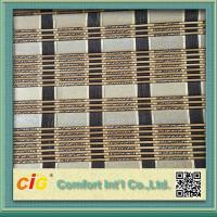Buy cheap Natural Color Roller Classical Bamboo Mat Window Blinds For Office from wholesalers