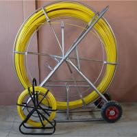 Buy cheap high quality cable frp Duct rodder,fiber glass conduiting electric cable rodders from wholesalers