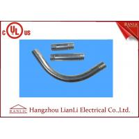 Buy cheap 3 3-1/2 Rigid Electrical Conduit Elbow NPT Threaded 90 Degree Standard Length from wholesalers
