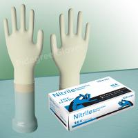 Buy cheap Cheap Price Biocolor Disposable Surgical Daily Use Gloves Latex Examination Gloves from wholesalers