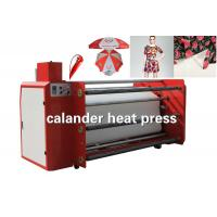 Buy cheap 1.8m Calander Printing Machine Calender Rotary Transfer Drum Printer for Fabric from wholesalers