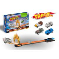 Buy cheap Hot Wheels Toy Race Car Track Sets With Metal Alloy Racer Animal Style Car from wholesalers