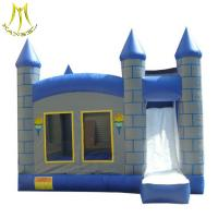 Buy cheap Hansel hot selling inflatable amusement park jumping castle frozen bouncy castle in guangzhou from wholesalers