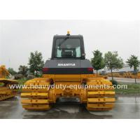 Buy cheap 520hp Powerful Shantui Bulldozer SD52-5 with ROPS / FOPS for mining project from wholesalers