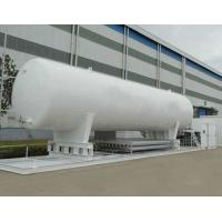 Buy cheap ASME Vertical Big Cryogenic Liquid Storage Tank Long Service Life from wholesalers