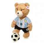 Buy cheap sports teddy bears/stuffed teddy bears/plush teddy bears from wholesalers