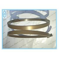 Buy cheap Bulldozer Pneumatic Cylinder Seals , PTFE Bronze Hydraulic Piston Rings from wholesalers