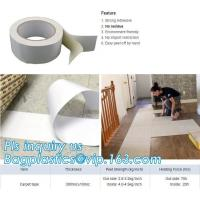 Buy cheap carpet heat seaming tape,Hot Melt Adhesive Double Sided Carpet Seam Tape,Sticky Adhesive Double Sided Carpet Tape in Rol from wholesalers