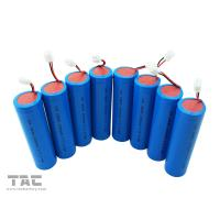 Buy cheap AA Lithium Ion Cylindrical Battery 14500 800MAH 3.7V For Clipper and Massage Device from wholesalers