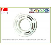 Buy cheap CNC Machined Plastic Parts , High Precision Plastic Injection Spacer product