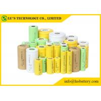 Buy cheap .2V 3.6 Volt Nickel Cadmium Battery For Medical Device / Metal Detectors from wholesalers