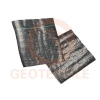 Buy cheap UV Stabilize Garden Weed Membrane , 1.0m * 200m 130g / M2 Black Landscape Fabric from wholesalers