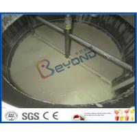 1 - 50T / H Integrated Butter Making Equipment For Butter Manufacturing Process