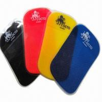 Buy cheap Soft PVC rubber PU sticky mobile phone mats, anti-slip mat pad, promotional advertizing gift from wholesalers