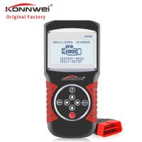 Buy cheap Car Fault Detector Obd II Diagnostic Scan Tool KONNWEI KW820 BMW Mercedes Toyota Honda Ford from wholesalers