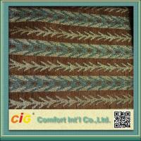 Buy cheap Woven Chenille Jacquard Sofa Upholstery Fabric 220G / m2 Polyester product