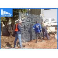 Buy cheap Hot Dip 358 Anti Climb Fence Panel High Security For Airport , Easy Install from wholesalers