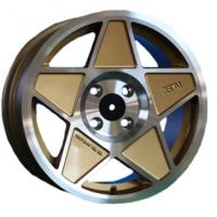 Buy cheap new 15 inch golden star alloy wheel 4/8 holes car rims for sales from wholesalers