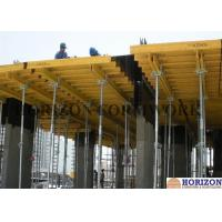 Buy cheap Flying Table Formwork Slab Formwork Systems For Large Area Slab Concrete product