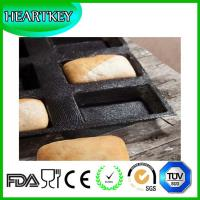 Buy cheap Non-Stick Perforated French Bread Baking Mat For Sub Rolls Pan from wholesalers