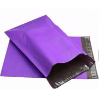 Buy cheap Multi Color Self Seal Polythene Bags , Custom Poly Bags For Shipping from wholesalers