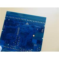 Buy cheap Vip in Pad PCB Built On 18 Layer With Plated Milling Cutouts product