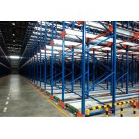 Buy cheap Industrial Shuttle Storage System With High Density Steel Beam / Steel Rivet from wholesalers