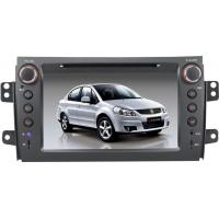 Buy cheap Suzuki Sx4 Car DVD Player with Tmc/DVB-T Built in from wholesalers