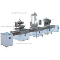 Buy cheap Automatic beer can filling machine , carbonated bottle soda filling line from wholesalers