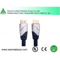 Buy cheap High speed cable factory 3D hdmi cable 1.4 1.8m 6ft hdmi to hdmi cable with 4K*2K product