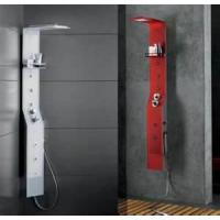 Buy cheap Stain, Bacteria, Heat Resistant solid surface artificial stone shower panel for showers from wholesalers