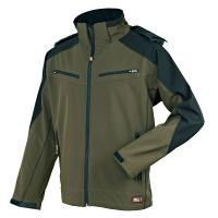 Buy cheap Men's Outdoor Casual Softshell Jacket  Waterproof Stretch Fabric from wholesalers