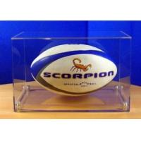 Buy cheap acrylic football display box wonderful from wholesalers