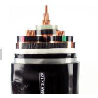 Buy cheap Xlpe Pvc Copper Armoured Insulated Electrical Wire For Switching Blocks 240mm2 90mm from wholesalers